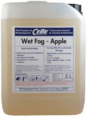 Wet Fog (ehemals Luftneutralisator - Nass), 5 Liter Kanister